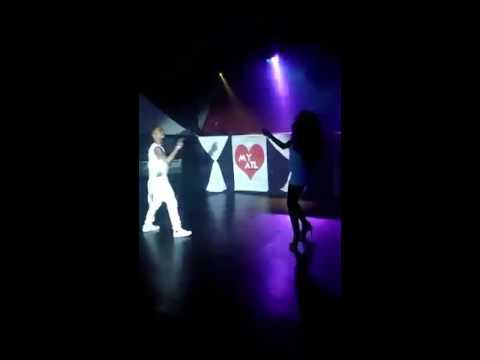 EnTycing Sherrington Legend 'Keep it movin' Tiana & Hakeem