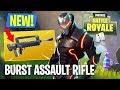 Download Fortnite NEW Gun Update - Burst Assault Rifle Gameplay!! (Fortnite Battle Royale)