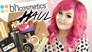BH Cosmetics Haul | New Summer Product Swatches
