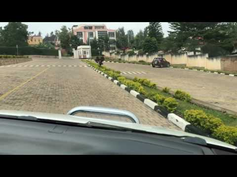 République du Congo Chute grave au volcan Nyiragongo et rapatriement  / Congo Fall at  Nyiragongo