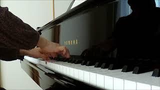 この作品は連弾の曲です 本動画ではPrimoのみの演奏です ピアノ発表会に...