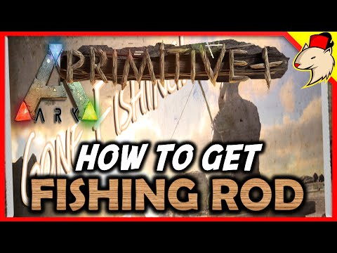 How to get fishing rod in primitive plus ark survival for Fishing pole ark