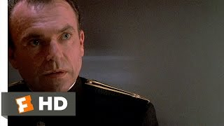 The Hunt For Red October (5/9) Movie CLIP - Living In America (1990) HD