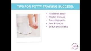 Potty Training Setbacks | Isis Parenting