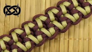 How to make a Rugged Sanctified Paracord Buckle Bracelet
