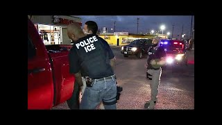 ICE Enforcement In Action (2017) • Dallas & New York City