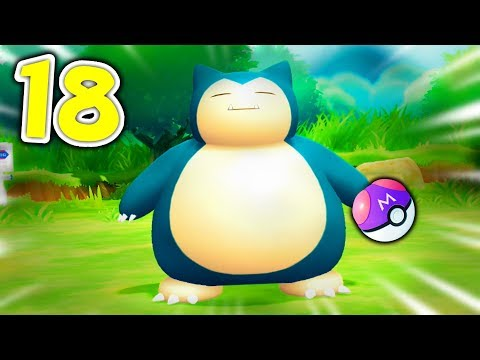 """Pokemon Let's Go Pikachu! - """"MASTERBALL AND SNORLAX!"""" -  Episode 18"""