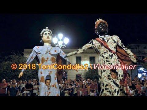 Giganti Calabresi, il grande raduno di Polistena 2018   ToniCondello2