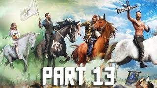 Far Cry 5 Gameplay Walkthrough Part 13 - TOO MUCH BLISS - FULL GAME PS4 PRO!