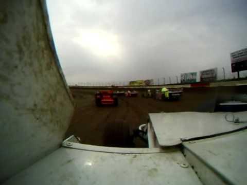 Nebraska Raceway Park Heat race 5-10-09