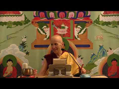 08 Approaching the Buddhist Path: Mind and Emotions 10-05-18