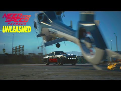 NEED FOR SPEED PAYBACK UNLEASHED EXPANSION PACK TRAILER Fan made