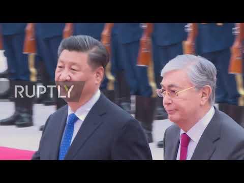 China: Kazakhstan and China agree to deepen ties during President Tokayev's visit