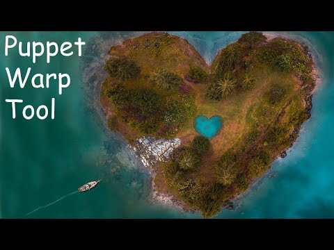 Master How To Use Puppet Warp Tool Advanced Tutorial Photoshop Cc 2017