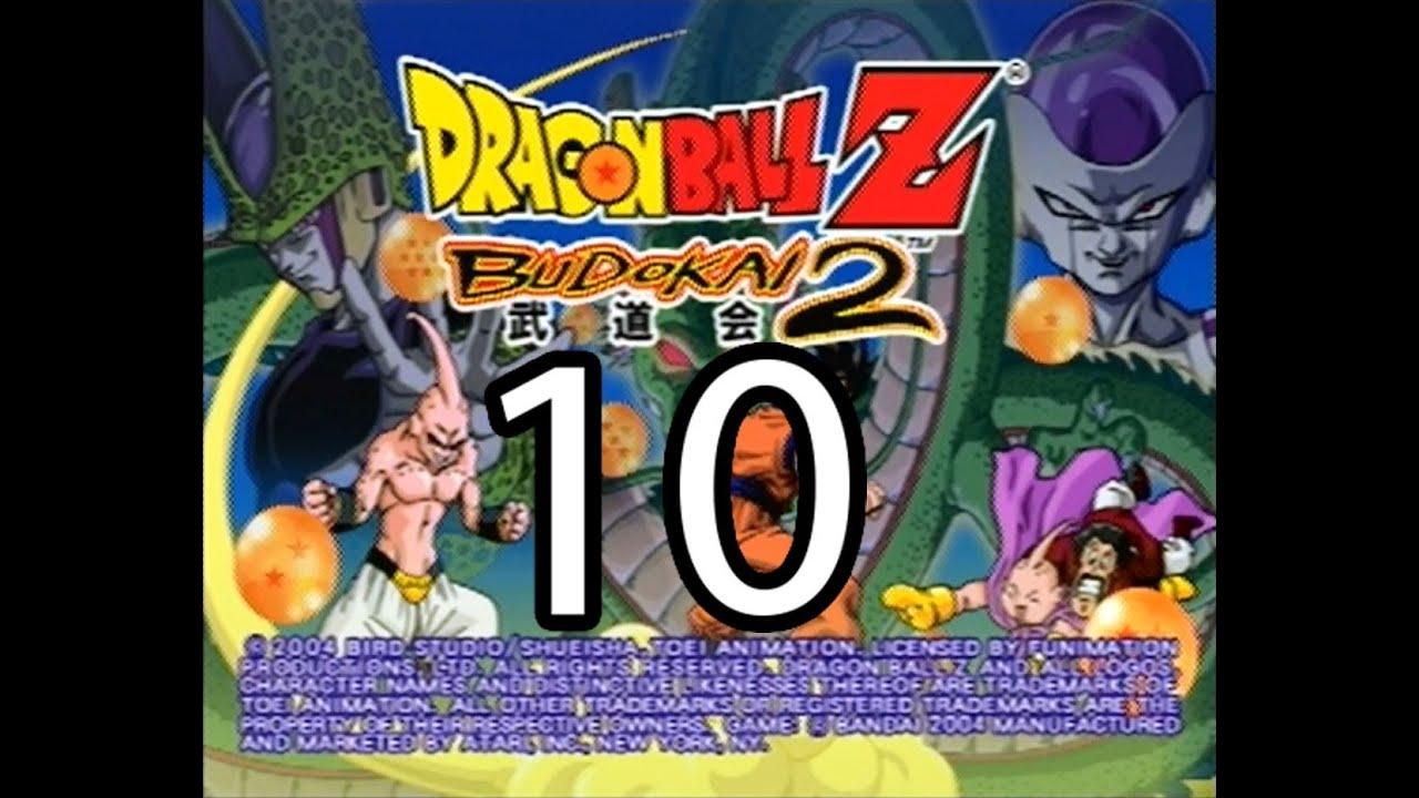 Let's Play Dragon Ball Z Budokai 2: Part 10 Anger