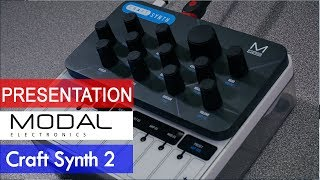 Preview: Craft Synth 2 - Modal Electronics