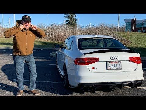 Stage 2+ Audi S4 Makes Old Man DEAF!   Shop Gear - Episode 2