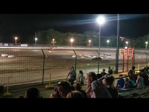 Sycamore Speedway 7-5-19 Compact Figure 8
