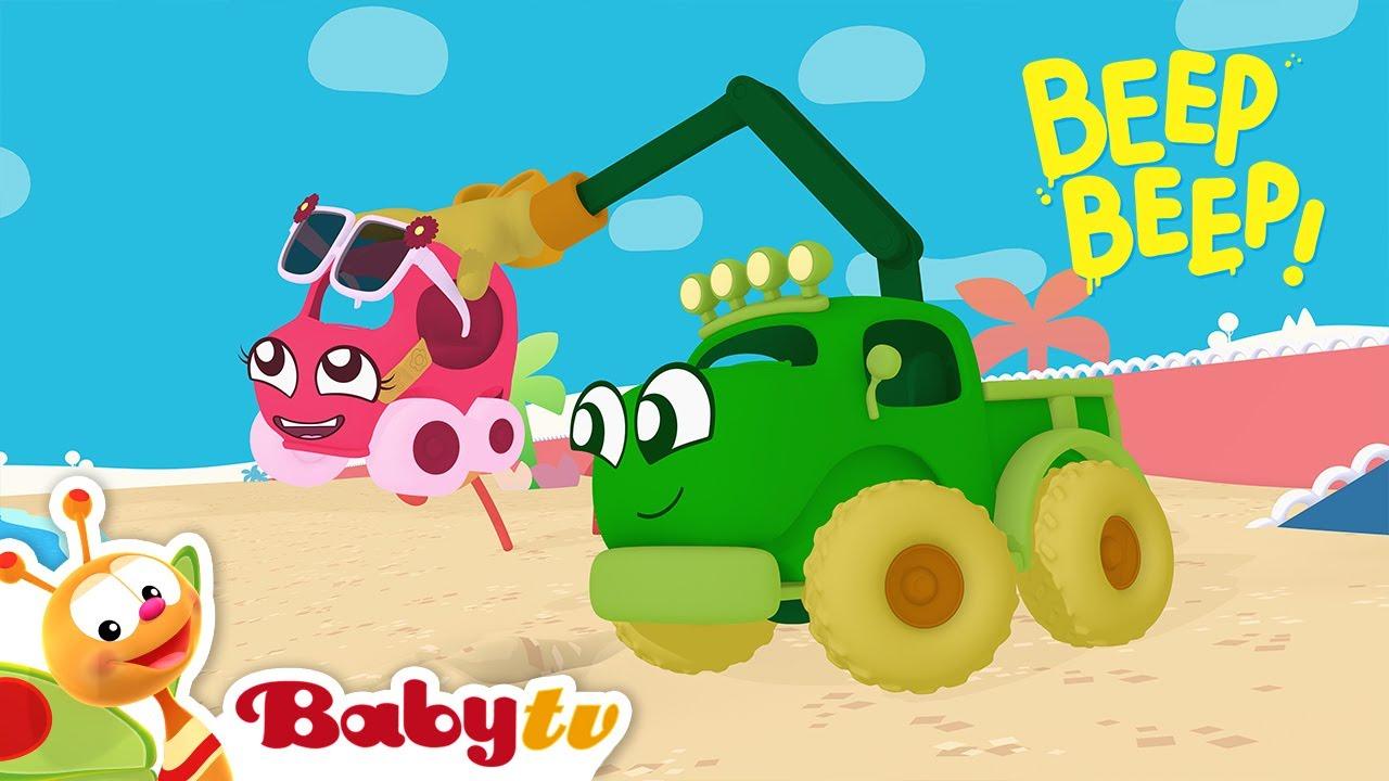 Beep Beep | BabyTV Español