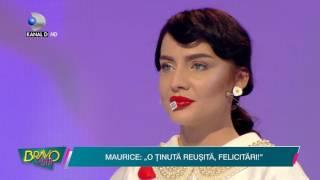 Bravo, ai stil! (27.05.2017) - Adela, laudata de jurati, cu exceptia Iuliei! Ce a comentat jurata Video