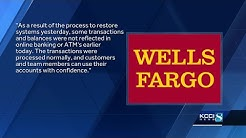 Wells Fargo customers say paychecks, deposits not showing up in accounts