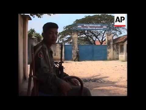 CAMBODIA: CAPTURE OF KHMER ROUGE LEADER TA MOK UPDATE