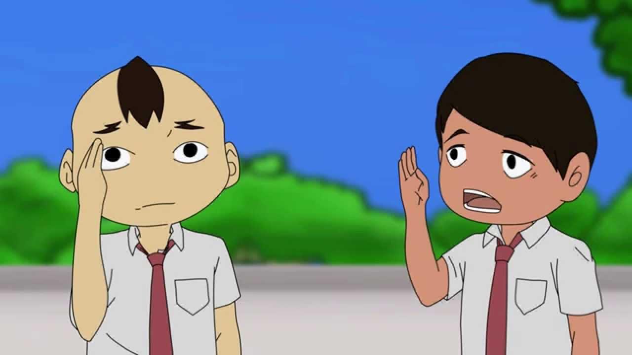 Animasi Film Pendek 2 Dimensi Kuncoro Dan Pr Matematika Bergenre Komedi Youtube