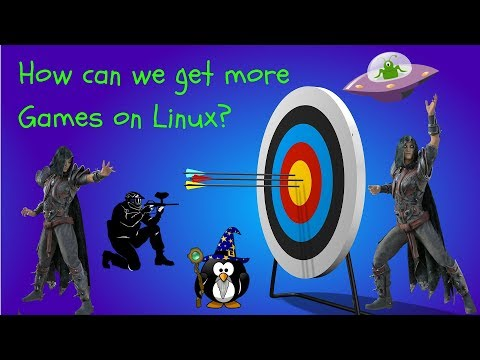 Not enough games for Linux? I have an idea...