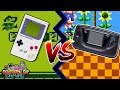 Game Boy vs Game Gear Review | Which is the Best 90s Handheld??