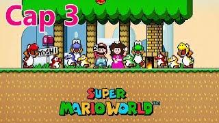 Empezamos con Clash y terminamos con Mario