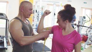 Атлетизм: тренировка рук мужчин и женщин(У нас Вы можете заказать индивидуальную программу тренировок и питания по интернету: http://atletizm.com.ua/personalnyj-trene..., 2016-05-15T08:09:19.000Z)