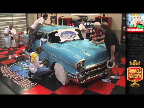 Part 1 - 1957 Chevy Extreme Makeover at Autogeek.net