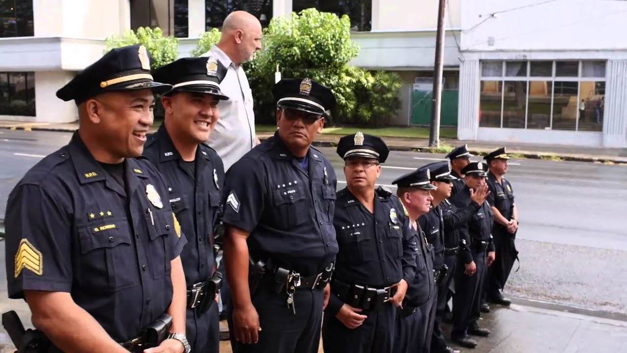 Daidap 39 s wish to be a police officer youtube - How to apply to become a police officer ...
