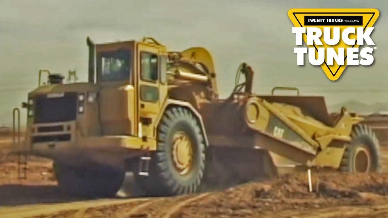 Kids Truck Video - Scraper