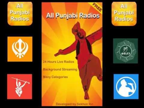 All Punjabi Radios - App Video