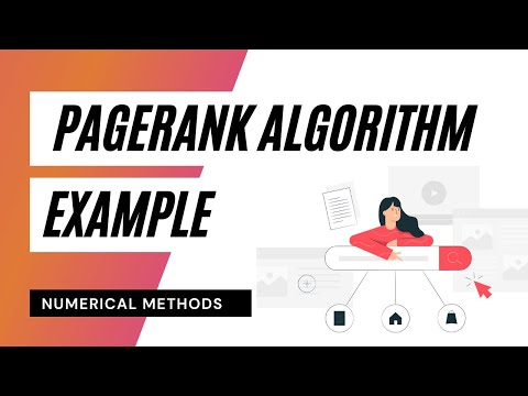 PageRank Algorithm - Example