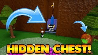 *NEW* HIDDEN CHEST!!! | Build A Boat For Treasure ROBLOX