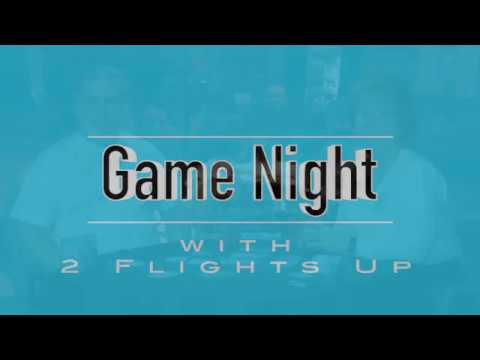 Game Night with 2 Flights Up