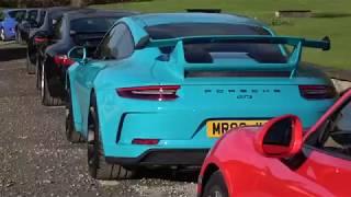 Porsche 991 GT3  New Car-First Drive