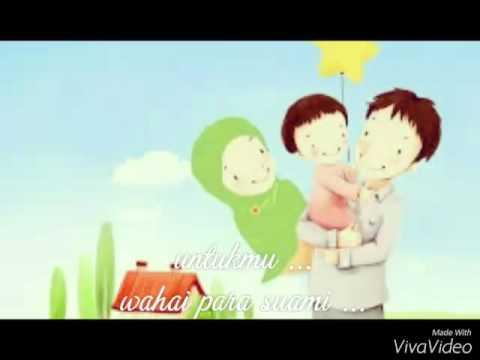 Cintailah istrimu