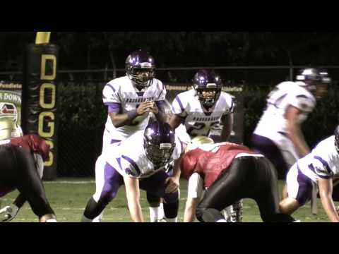 2016 WALHALLA AT PENDLETON FOOTBALL HIGHLIGHTS