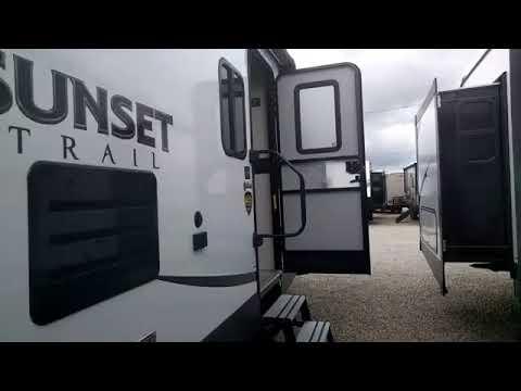 2019 Crossroads Sunset Trail 262bh Walk Through Video At Paul