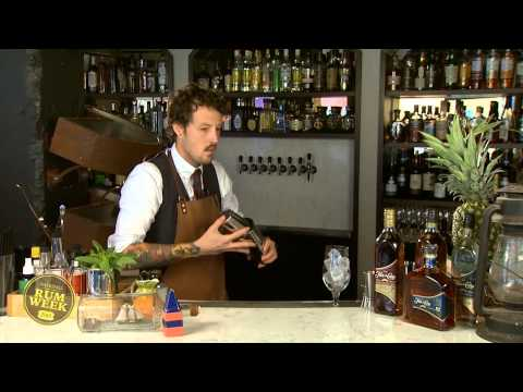 National Rum Week - Navy Grog
