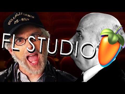(OLICOMX FL STUDIO COVER): Steven Spielberg vs Alfred Hitchcock. Epic Rap Battles of History.
