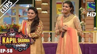 Noora sisters met Noori Sisters -The Kapil Sharma Show–6th Nov 2016