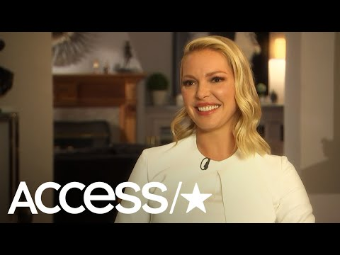 Katherine Heigl Says The 'Suits' Cast Has Totally Embraced Her Even Though She's New  Access
