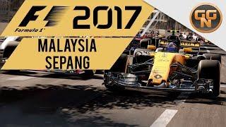 F1 2017 - Sprintmeisterschaft - Finale - Malaysia - Sepang International Circuit