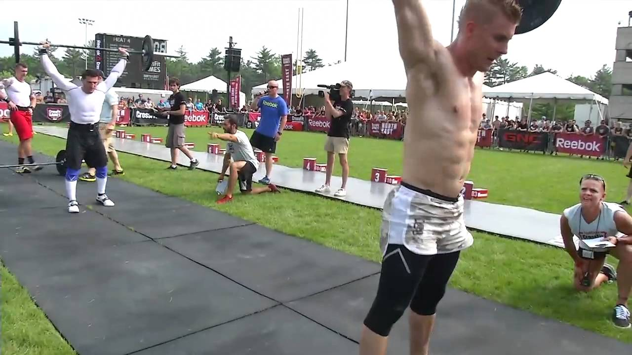 Crossfit Games Regionals 2012 Event Summary North East