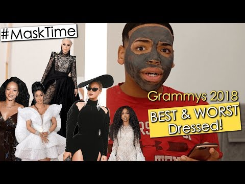 Grammys 2018 Fashion Yes & No Ma'ams! ( WTF!?) | HeFlawless
