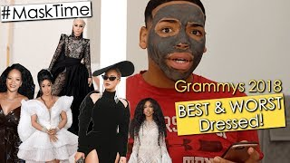 Grammys 2018 Fashion Yes & No Ma'ams! ( WTF!?) | HeFlawless